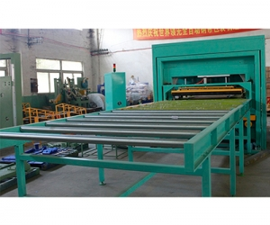 Máquina de Embalaje Para Puertas  sc 1 st  Chinese pallet stretch wrapping machine/packaging line-Lupacking & Automatic door packaging machine/shrinking wrapping machinery-Lupacking